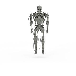 <font class='myIsRed'>机器人</font>3d模型