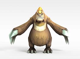 游戏元素3d模型