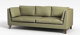 3d双人<font class='myIsRed'>沙发</font>模型