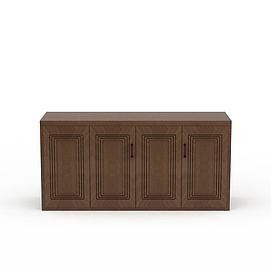 厨房柜子模型