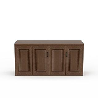 厨房柜子3d模型