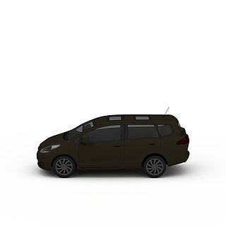 家用<font class='myIsRed'>汽车</font>3d模型