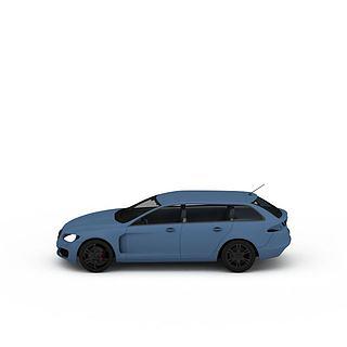 迷你<font class='myIsRed'>汽车</font>3d模型