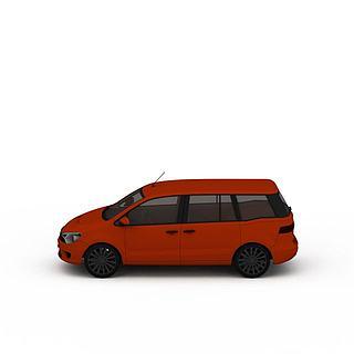 微型汽<font class='myIsRed'>汽车</font>3d模型