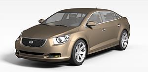 3d微型<font class='myIsRed'>汽车</font>模型