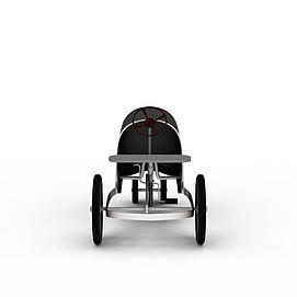 复古小车模型