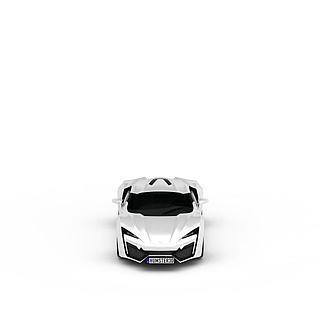 豪华<font class='myIsRed'>汽车</font>3d模型