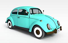 吉普车模型3d模型