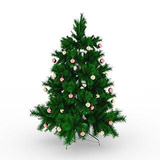 圣诞<font class='myIsRed'>树</font>3d模型