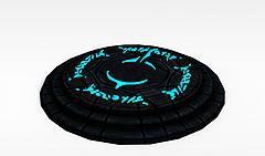 LOL泉水3D模型3d模型