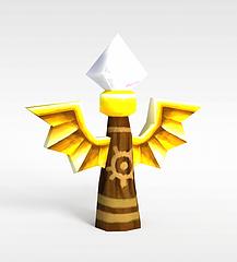 LOL守卫3D模型3d模型