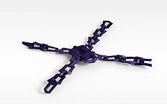 LOL锁链3D模型3d模型