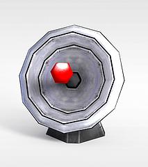 LOL游戏道具3D模型3d模型