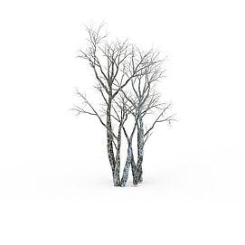 游戏场景<font class='myIsRed'>树</font>3d模型