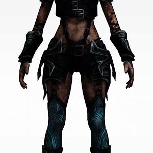 3d<font class='myIsRed'>英雄聯盟</font>LOL游戲角色女模型