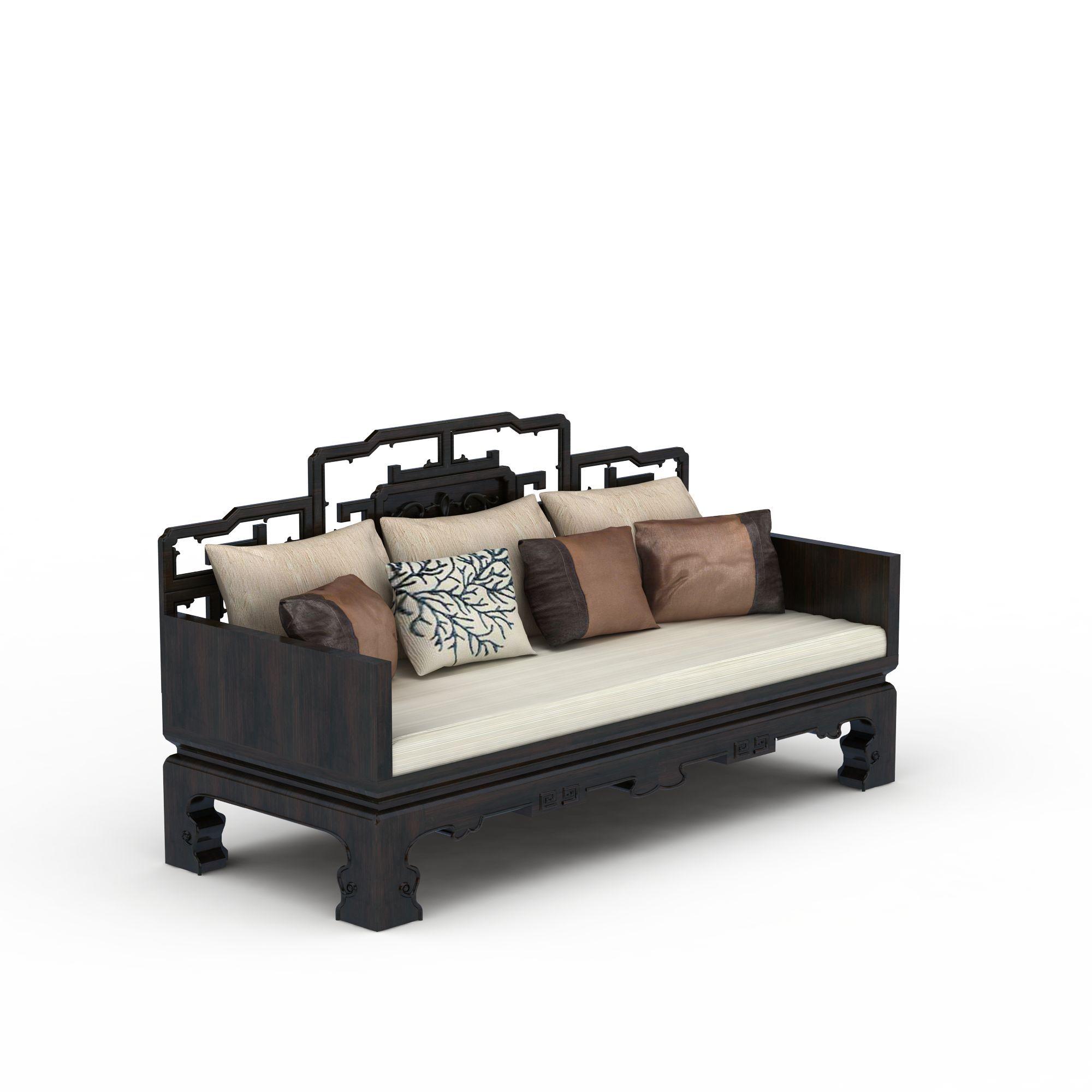 中式沙发高清图下载图片