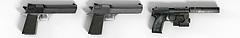 COD5武器手枪模型3d模型