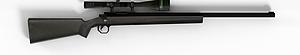 3dCOD5武器狙擊<font class='myIsRed'>槍</font>模型