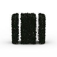 绿化草墙3D模型3d模型