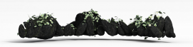 3d<font class='myIsRed'>假山</font>花草植物模型