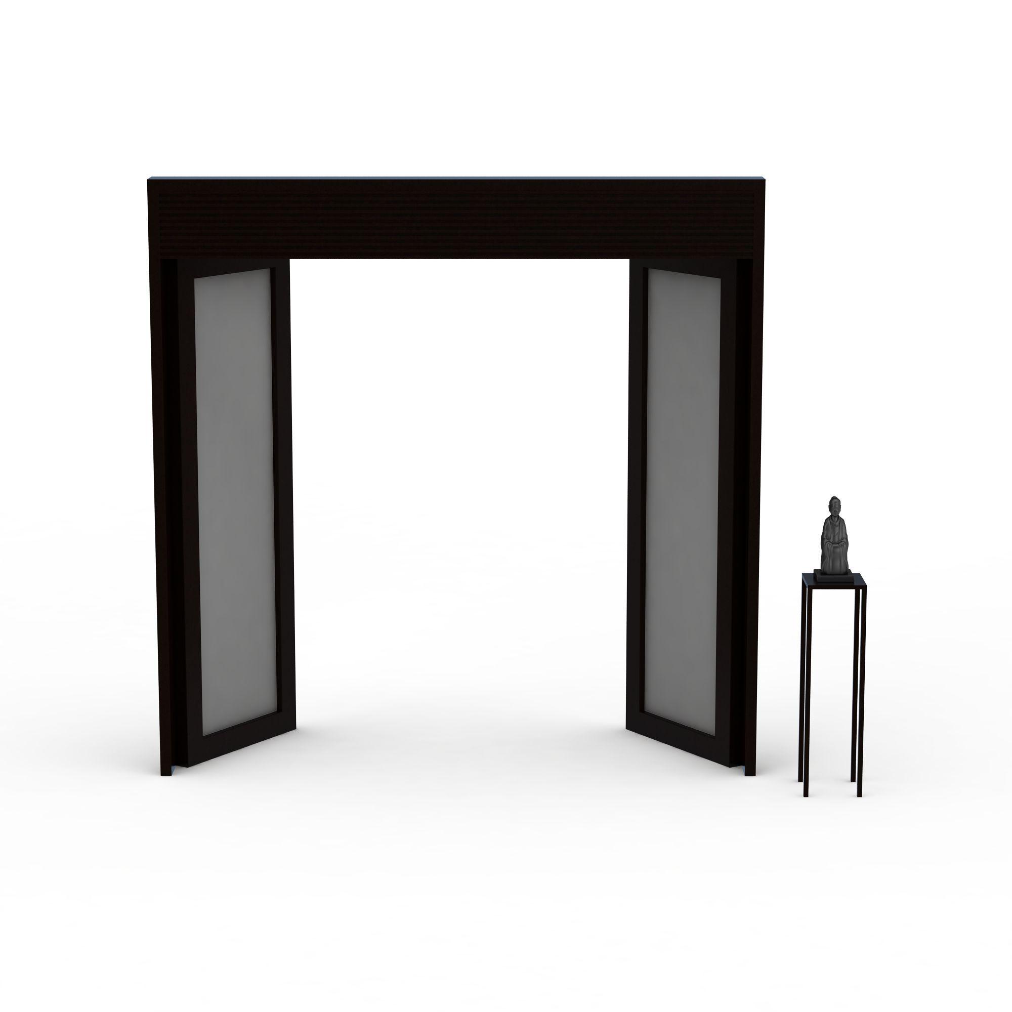 新中式双开门图片_新中式双开门png图片素材_新中式双图片