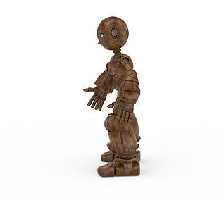 机器人3d模型