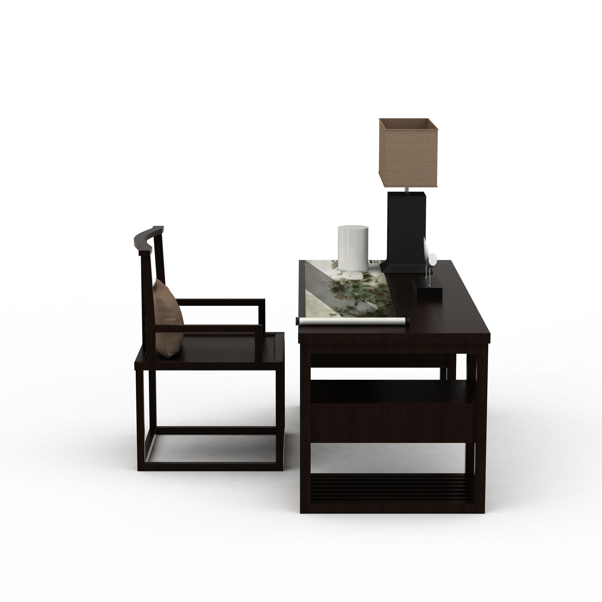 中式桌椅组合图片_中式桌椅组合png图片素材_中式桌椅图片