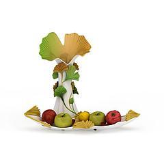 水果拼盘模型3d模型