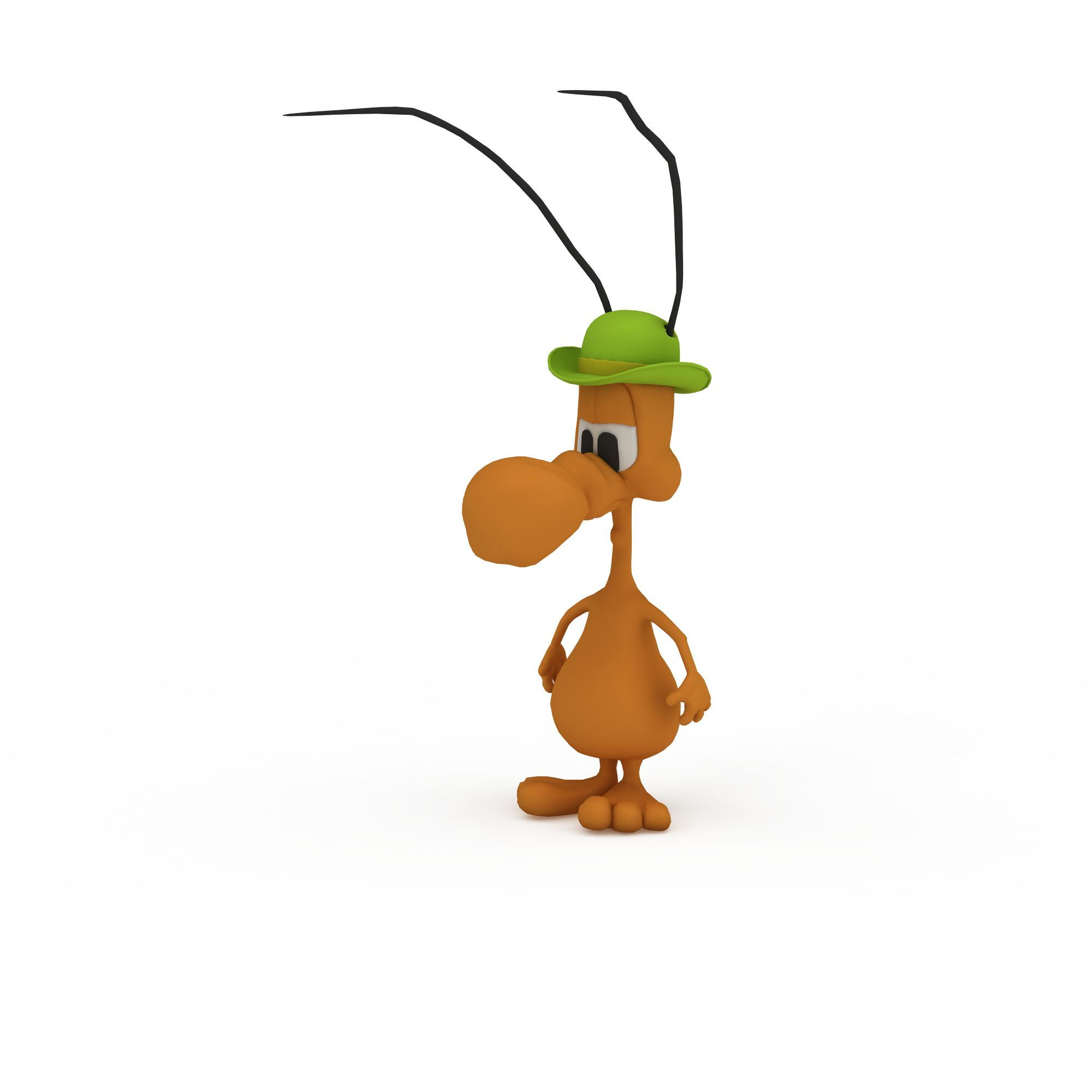 常见爬行类动物蚂蚁