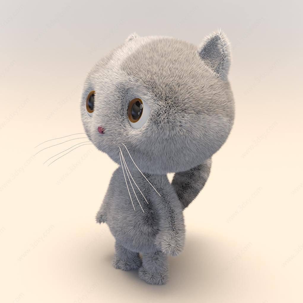 卡通汤姆猫
