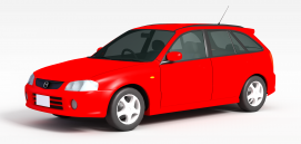 家用小<font class='myIsRed'>汽车</font>3d模型