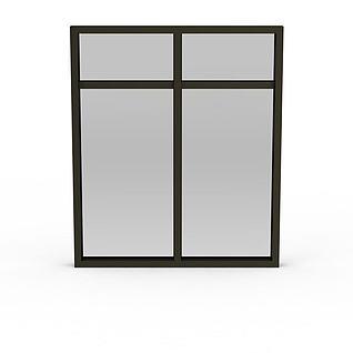 家用窗户3d模型