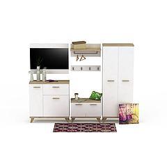 现代卧室家具组合模型3d模型