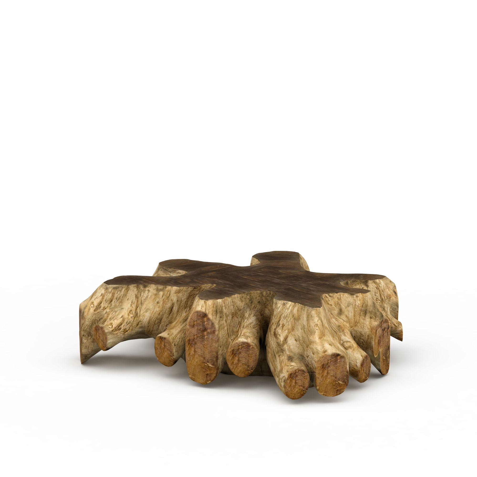 家具组合 凳 树根凳子3d模型 树根凳子png高清图  树根凳子高清图详情