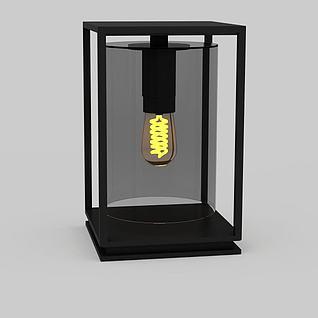 地灯3d模型
