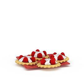 水果小<font class='myIsRed'>蛋糕</font>3d模型