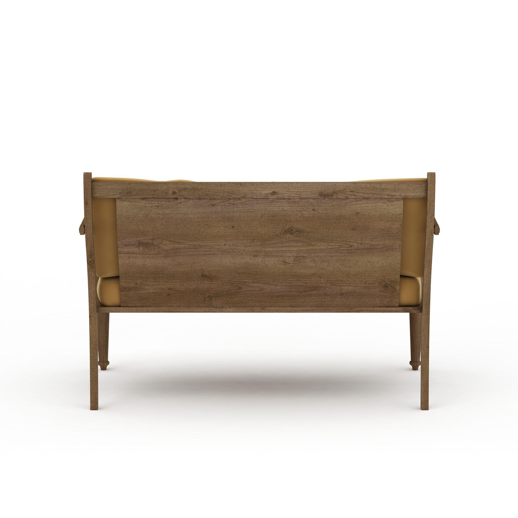 中式原木椅子高清图下载