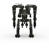 军事机器人3D模型3d模型