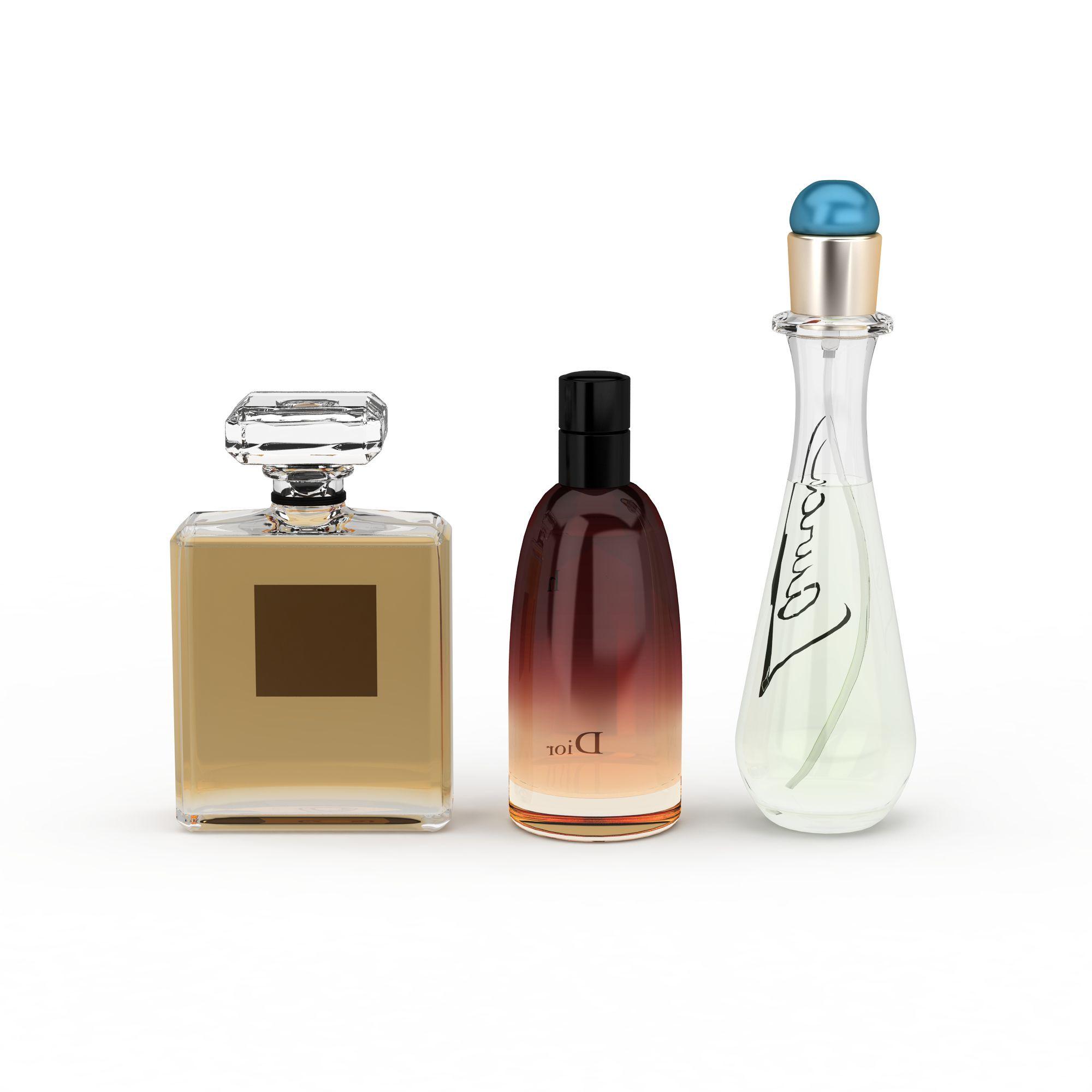 香奈儿香水png高清图  香奈儿香水高清图详情 设计师 3d学院 模型名称
