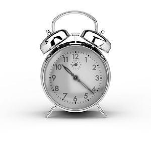 马蹄时钟模型