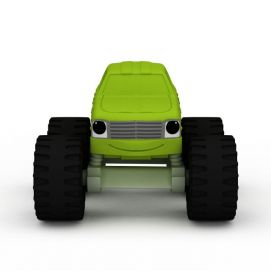 儿童玩具汽车3d模型