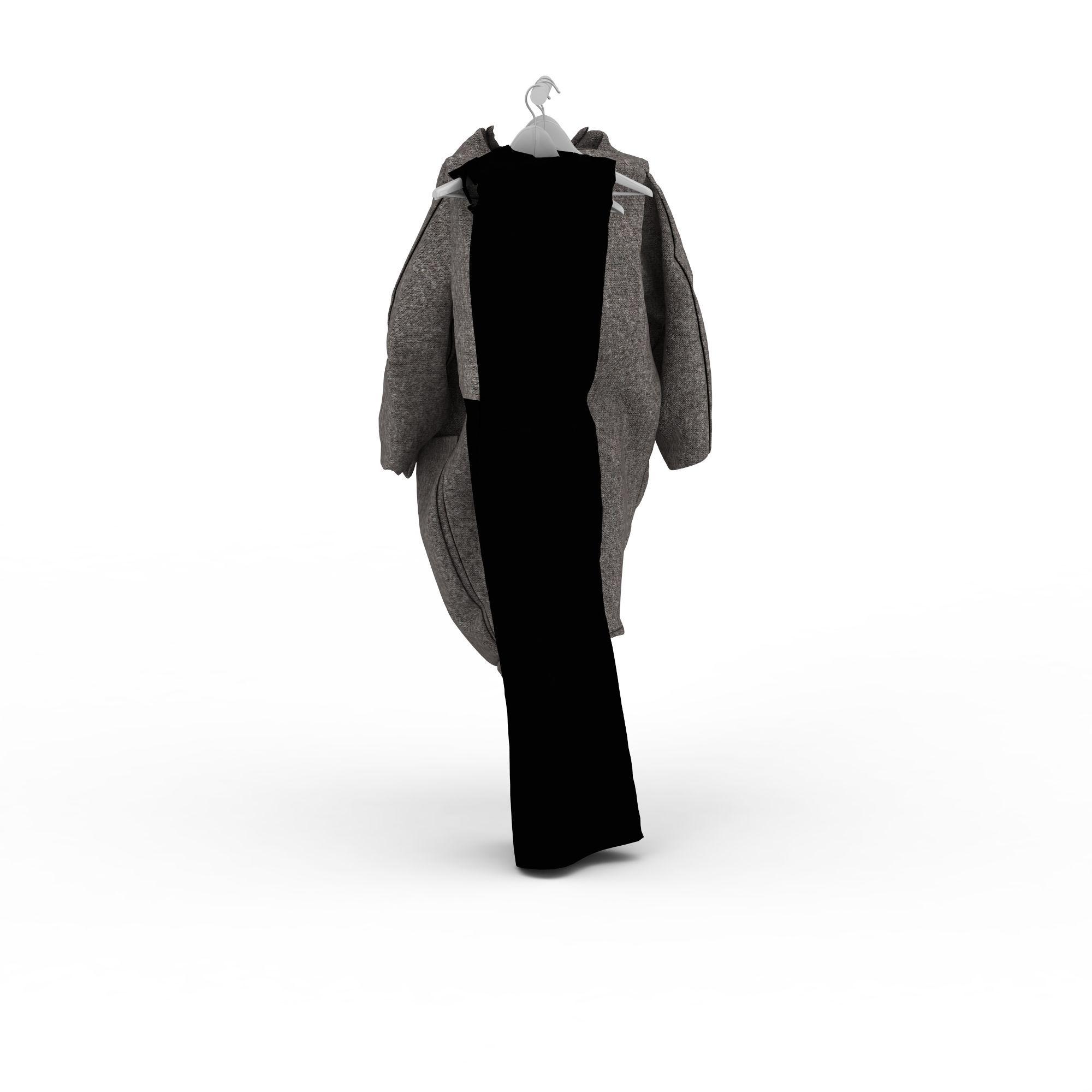 女士衣服3d模型 女士衣服png高清图  女士衣服高清图详情 设计师 3d