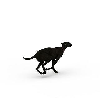 <font class='myIsRed'>狗</font>3d模型