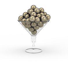 玻璃摆件3D模型3d模型
