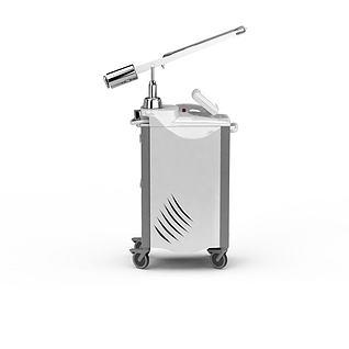 美容仪器3d模型