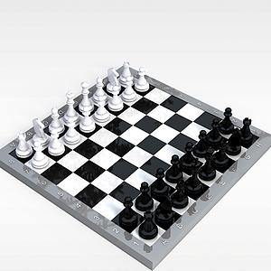 國際象棋模型