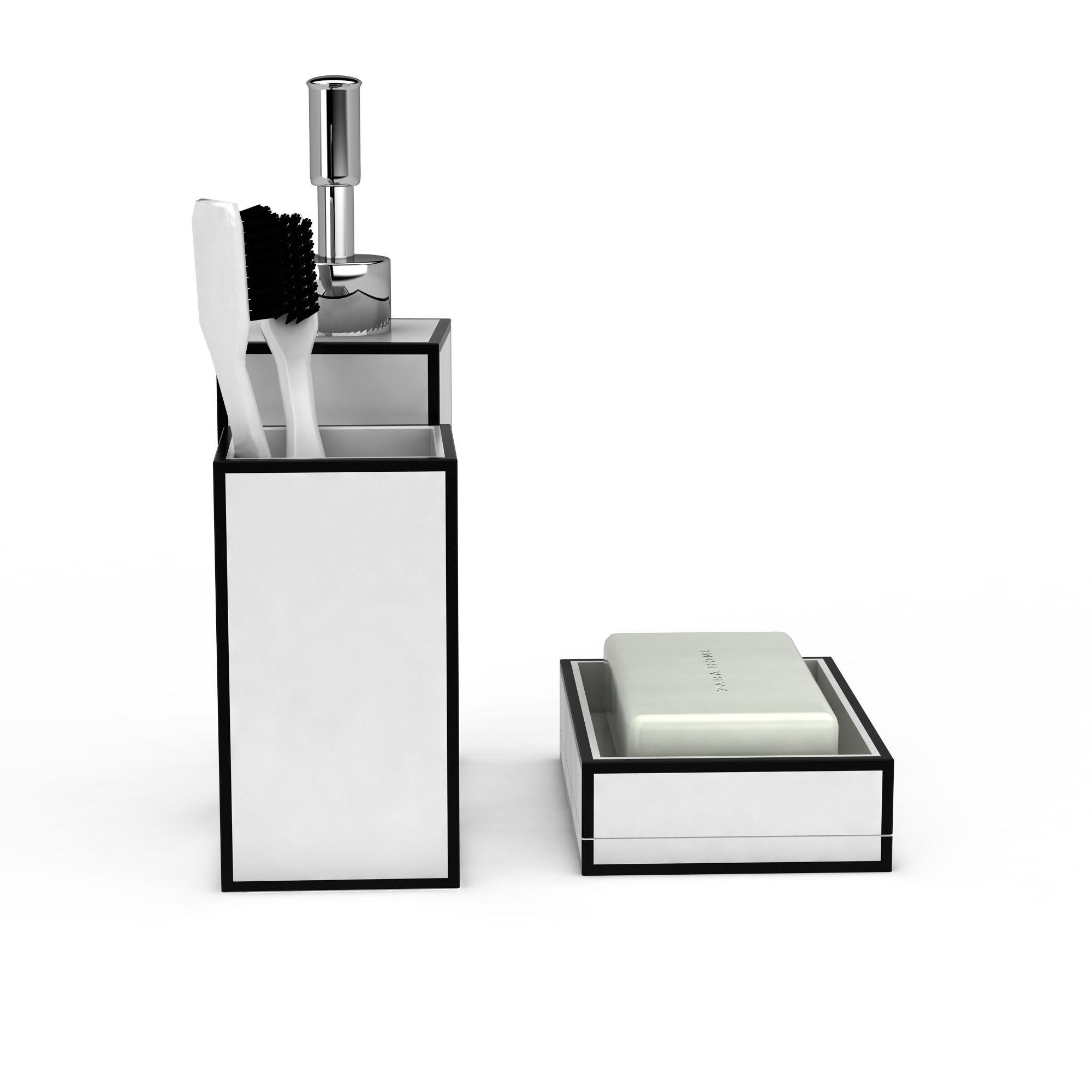 洗漱用品3d模型 洗漱用品png高清图  洗漱用品高清图详情 设计师 3d