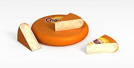 西式糕点3d模型
