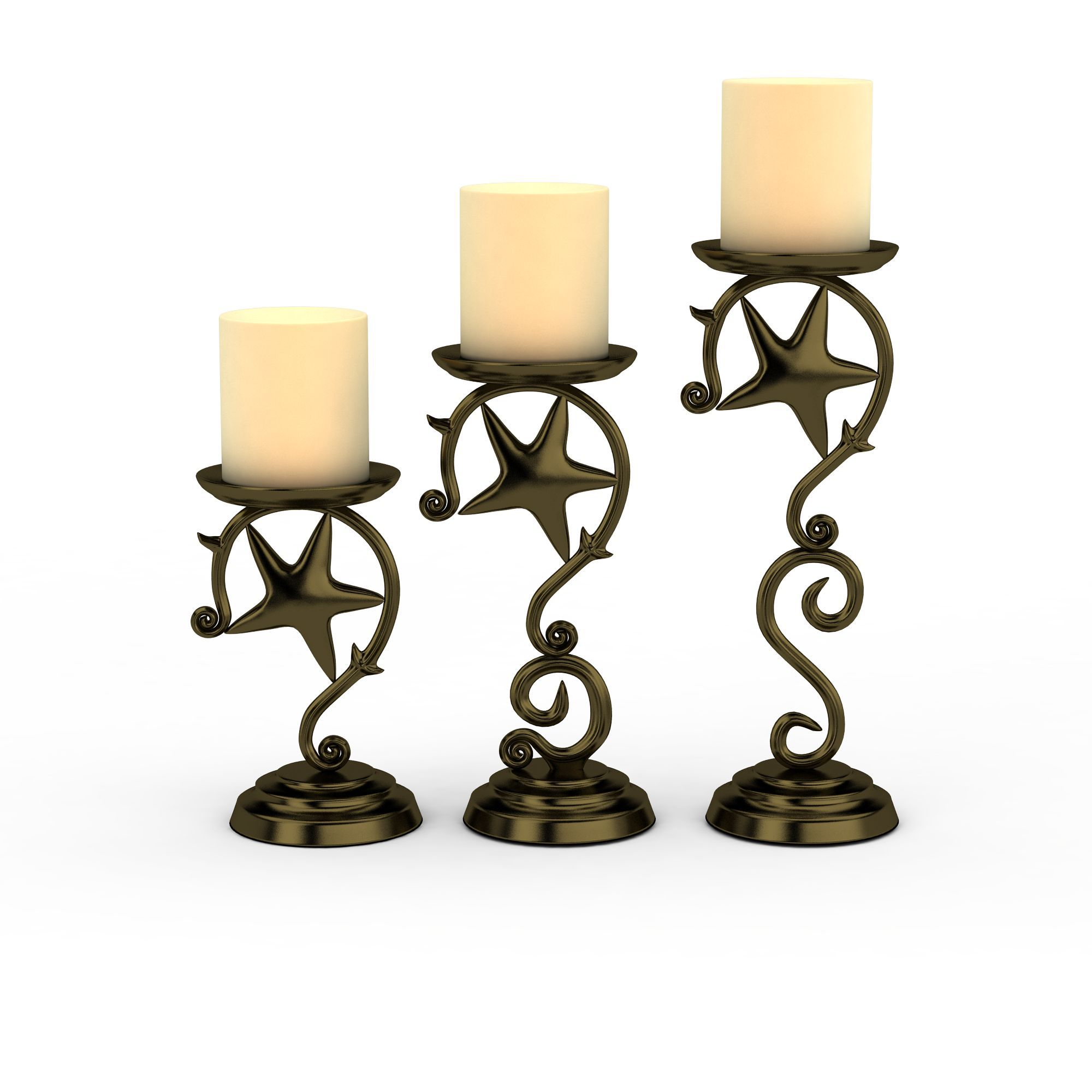 关键词:蜡烛3d模型铁艺蜡烛灯3d模型烛台3d模型 相关图片素材下载
