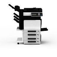 办公打印设备3D模型3d模型